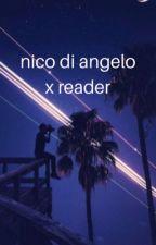 Nico di Angelo X Reader by SpookyJimChristmas-