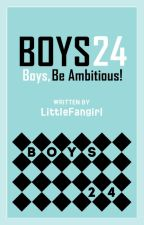 ALL ABOUT BOYS24 | RANDOMNESS by LittleFangirl