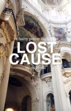 lost cause ϟ george weasley  by hufflespuff