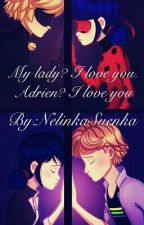 My lady? I love you. Adrien? I love you [DOKONČENO] by NellinkaSuenka