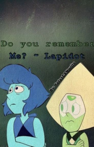 Do you remember me..? ~ A Lapidot story