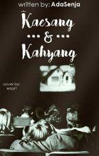Kaesang & Kahyang by AdaSenja