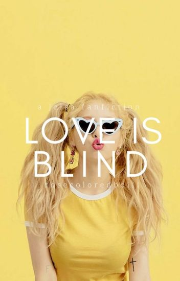 Love Is Blind || Jelsa AU