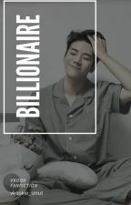 [DISCONTINUED] Billionaire ↝ Kth + Jjk by vkookie_Smut