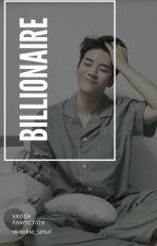 Billionaire ↝ Kth + Jjk by vkookie_Smut