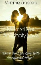 Mr And Mrs Antipathy Love by vennie_sheren