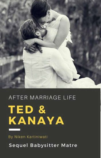 TED AND KANAYA AFTER MARRIAGE