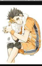 Uczucie > Nishinoya Yuu  x OC by Resonka