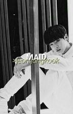 maid | jeon jungkook by hwgminhyun