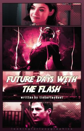 Future Days With The Flash | Barry Allen [3] by tinkertaydust