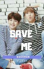 Save me - SugaMon by OrxngeMxnt_Tae_101