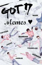 GOT7 Memes ♥︎ by MinWhaleYoongi