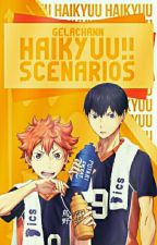 Haikyuu!! Scenarios by Its_Me_Gela