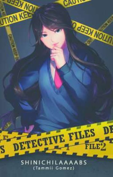 DETECTIVE FILES. File 2 (Completed)