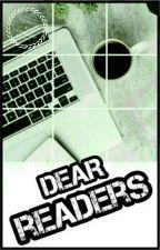 Dear ... Readers (Kompetisi) by Khuz88_