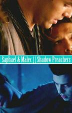 TMI Malec, Clace, Saphael, Isabelle, And Melorian by DominiqueBedard1