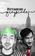 Grayscale || Septiplier (AU) by septicmarkimoo