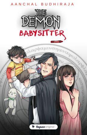 The Demon Babysitter |✔ by toohottobetrue2