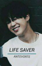 Life Saver » Jimin by antevorte