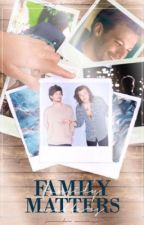Family Matters (Larry AU) *mpreg* by heartfullofharry