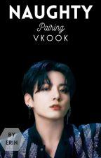 Naughty Kookie• Vkook by ErinJungkookie