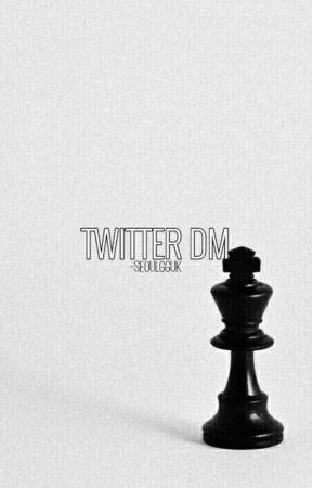 TWITTER DM. by -seoulgguk