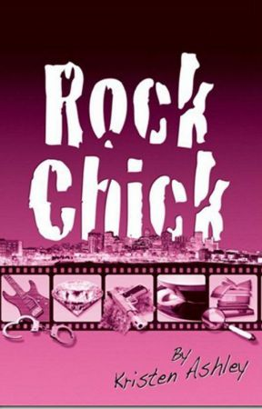 How to Be A Rock Chick by KristenAshleyBooks