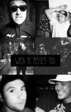 When He Misses You (Hollywood Undead Preference) /WHMY/ by CrookedCosmic