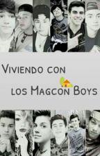 Viviendo con los magcon boys by angijunior