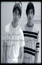 Do first impressions really count? [A Luke & Jai Brooks fanfic] by janoweloveyou