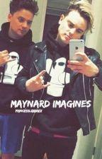 Maynard Imagines and Preferences by princesslibbaex