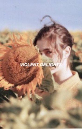 Violent Delights ↠ Regulus Black