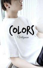 Colors. ✽ Yoonkook. by Velkynsen