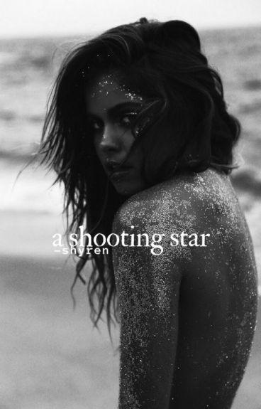 A shooting Star • n.jin