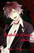 Diabolik Lovers| Akane by ---Ayano---