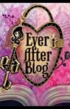 Ever After High Blog[#Wattys2017] by FanfictionFrenzyy