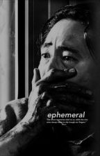 2 | EPHEMERAL [GLENN RHEE] by barnesrhee