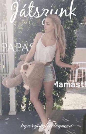 Játszunk Papás Mamást!(l.h.)