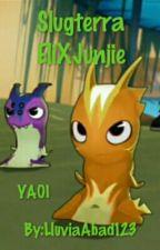 Yaoi (Bajoterra) Eli Y Junjie by LluviaAbad123