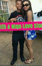 Faith & Lil Niqo Love Story by niqonation4ever