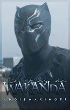 El Rey de Wakanda | T'Challa by AngieMaximoff