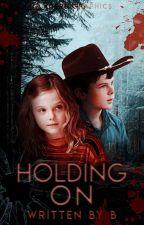 Holding On » Carl Grimes [1] by calisunbee