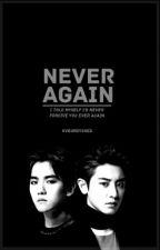 [ S O O N ] Never Again    baekyeol by oveurdyosed