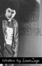 Bad Boy wants good Girl by LauraZayn