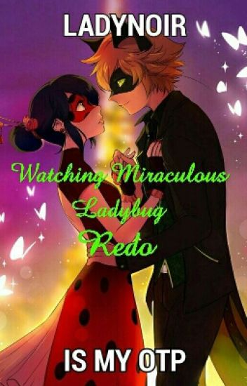 Watching miraculous lady bug