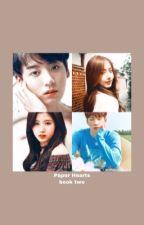 정국 ; book two: our love is not over. by author-nimxx