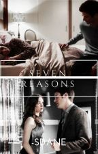 Seven Reasons | Snowbarry by lornakuin