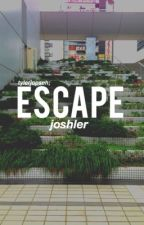 escape:: joshler au by kinkytyIer