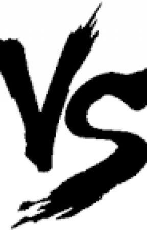 Versus Showdowns by SaintSaiyan
