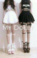 My Dolly L.S.(teacher/student) by JustPandaLove